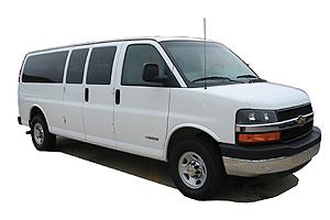 Houston Van Rental Service Airport Van Transportation